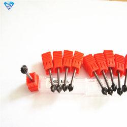 12mm Fichier rotatif de carbure de queue de 1/4 pouces de carbure de tungstène Fraise rotative