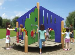 Los niños al aire libre de nuevo diseño sala de entretenimiento para la venta (TY-1909504)