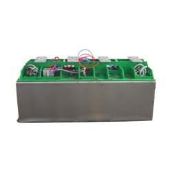 Schäumende Form für Kühlraum-Schrank