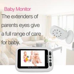 Трансграничной взрыва 4,3-дюймовый монитор и уход за устройством ночного видения камеры наблюдения за ребенком