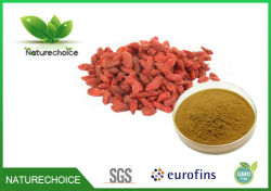 Extracto de Wolfberry / Gojiberry extracto, extracto de Bayas de Goji Natural Wolfberry extracto, extracto de Lycium Barbarum