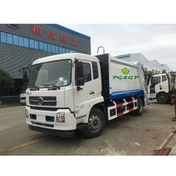2021 Dongfeng DFAC 10cbm Compactor Refuse Collection Transport Garbage Truck
