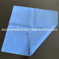 Pellicole di sterilizzazione CSR in tessuto non tessuto SMMS blu