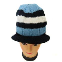 نمو يحبك قبعة مع قمة ([هب-ك024])