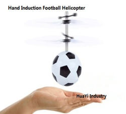 Hovering Football Soccer Helicopter Drone