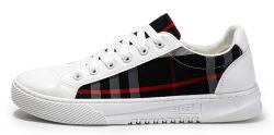 2020 Commerce de gros de chaussures Chaussures Fashion Sneaker exécutant Sport&Athletic PU+toile Hommes chaussures supérieur