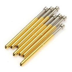Federgelagerter elektrischer Kontakt-StiftPogo Pin-Prüfungs-FühlerPin