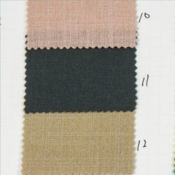 Stock Textile Linge de 10% 20% Nylon 70% rayonne tissés teints en tissu pour vêtement ordinaire