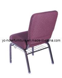Igreja cadeira com Bookstack (YC-G63)