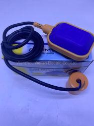 ゴム製ケーブルPPの水位の浮遊物スイッチ差動圧力スイッチ浮遊物のレベルスイッチ