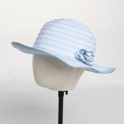 قبعة الصيف المخصصة للأطفال المصنوعة من القش في ورق خفيف