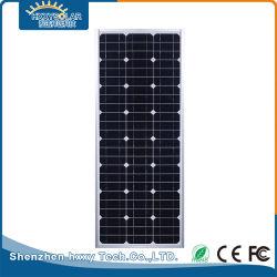 IP65 70W en el exterior de la calle de luz LED integrada de productos solares