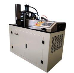 Placa de identificação da máquina de corte de molde a etiqueta de bagagem Máquina de perfuração