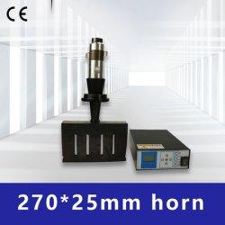 Ультразвуковой подсети резательное оборудование машины 15Кгц 2600W ультразвуковой датчик