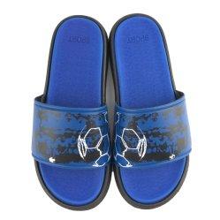 Logotipo personalizado Greatshoe Deslice sandalias para los hombres, hombres de PVC de último diseño de sandalias de diapositivas personalizadas