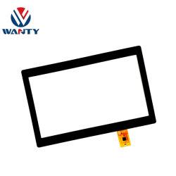 شاشة لمس P-CAP مقاس 11.6 بوصة مزودة بمنفذ USB مقاس 10 نقاط شاشة عرض TFT LCD لوحة عدادات تعمل باللمس