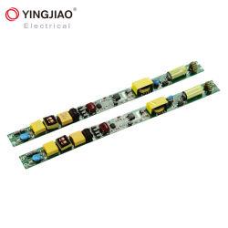 Yingjiao Entrega rápida TUBO LED T8 Fuente de alimentación del controlador