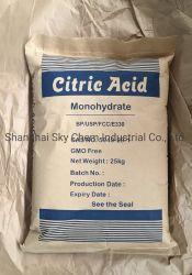 Антиоксидантных Synergist лимонной кислоты с безводным аммиаком: CAS 77-92-9