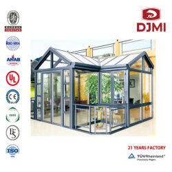 Novos painéis para venda de chá Casa Sunroom Reunião razoável Vidro Design de quarto