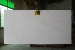 Silestone novas cores do produto Au Gold Coast Laje Calacatta 6mm 7.5mm 8mm 3 cm de espessura Fashion Barato preço Warehouse Cuarzo Nano Espelho de vidro de parede de azulejos de papel