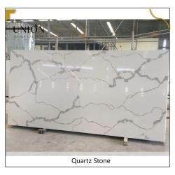 Fabricante China de piedra de cuarzo Artificial Salón el panel de pared decorativos de pared de piedra de cuarzo