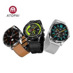 Atopai 2020 새로운 도착 Relojes Inteligentes Bluetooth Smartwatch 스포츠 IP66는 지능적인 시계를 방수 처리한다