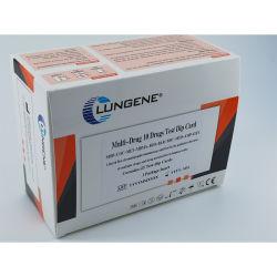 高品質の工場は直接マルチ薬剤テストカセットを供給する