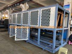 Luft abgekühlter schraubenartiger Kühler des industriellen Kühler-200ton