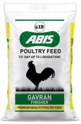 La SGS certifiés 50kg PP tissés de farine d'alimentation de la volaille SAC SAC