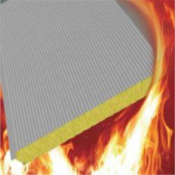 Une classe étanche résistant au feu la laine de roche panneau sandwich plaque bon marché