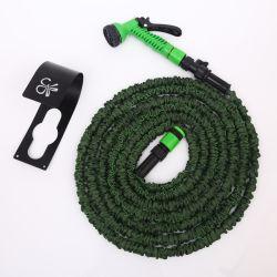 Pistola de agua de lavado de coches multifuncional 3 veces el coche de alta presión de la manguera telescópico Pistola de Agua Conjunto de la manguera de jardín