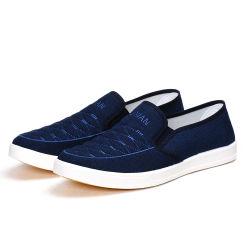 中国の各国用の新しい傾向のキャンバスの人の偶然靴のウォーキング・シューズ