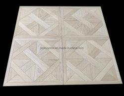 Projetado em madeira, azulejos do piso parquet, Arte, piso de madeira, inacabada, material de decoração, Painel de parquet, 640mm*640mm, Carvalho europeu.