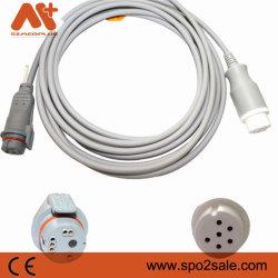 Kompatibles Mindray 0012-00-1245 Datascope IBP Adapter-Kabel für BD-Signalumformer