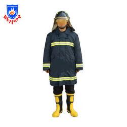 Het Katoen van het Kostuum van het Bevel van het Kostuum van de brandweerman