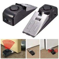 Mini allarme antifurto Smart Door Stop portiera 120 dB portiera Allarme di vibrazione di blocco per protezione di sicurezza di viaggio di un negozio domestico