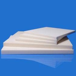 La Chine fabricant industriel carré blanc personnalisé ZRO2 Oxyde de Zirconium zirconium haute Oxyde d'aluminium Al2O3 de l'alumine Plaques en céramique