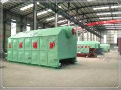 10 тонн серии Szl угольных паровой котел