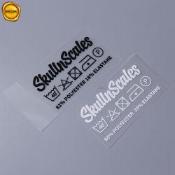 ロゴのSiniclineの衣服のアクセサリの織物の熱伝達プリントラベル