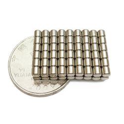Piccoli magneti rotondi sottili del cerchio per monili