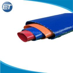 El PVC Layflat manguera para el sector agrícola PP Cam-Lock Kit Layflat