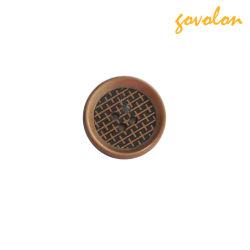 최신 4 구멍 Resin Button 또는 Snap Button/Copper Button