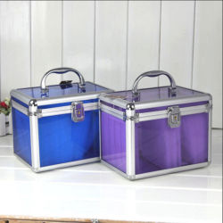 Multicolor Acrylic CD Storage Box (hx-q054)