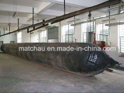 8mの海洋の膨脹可能なゴム製船の進水のエアバッグ