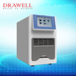 4 canaux Drawell Système de détection de la PCR quantitative en temps réel avec écran tactile LCD (DW-TL988-IV)