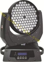 108 foco de luz de movimentação de LED para a fase