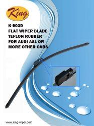 Безрамные качества щетку очистителя заднего стекла для Audi A8l, точное соответствие типа, тефлоновое покрытие
