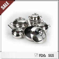 熱い販売のステンレス鋼の炊事用具