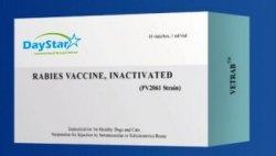 Vaccino di rabbia per il cane & il gatto