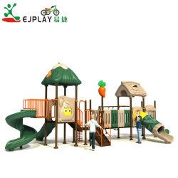 재미있은 작풍 다채로운 아이들 옥외 플라스틱 관 운동장